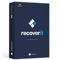 Download Wondershare Recoverit 8.3