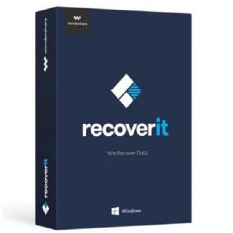 Download Wondershare Recoverit 8.3