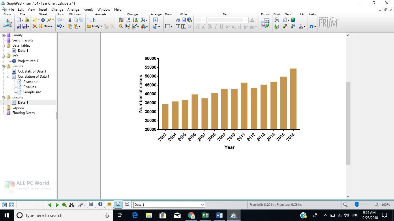 GraphPad Prism 8.3 Download