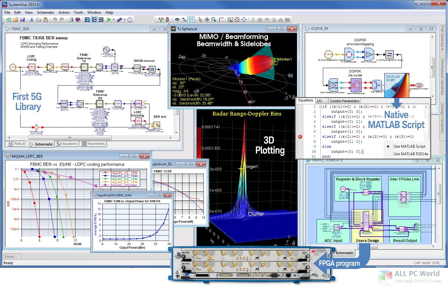 Keysight SystemVue 2020 Download