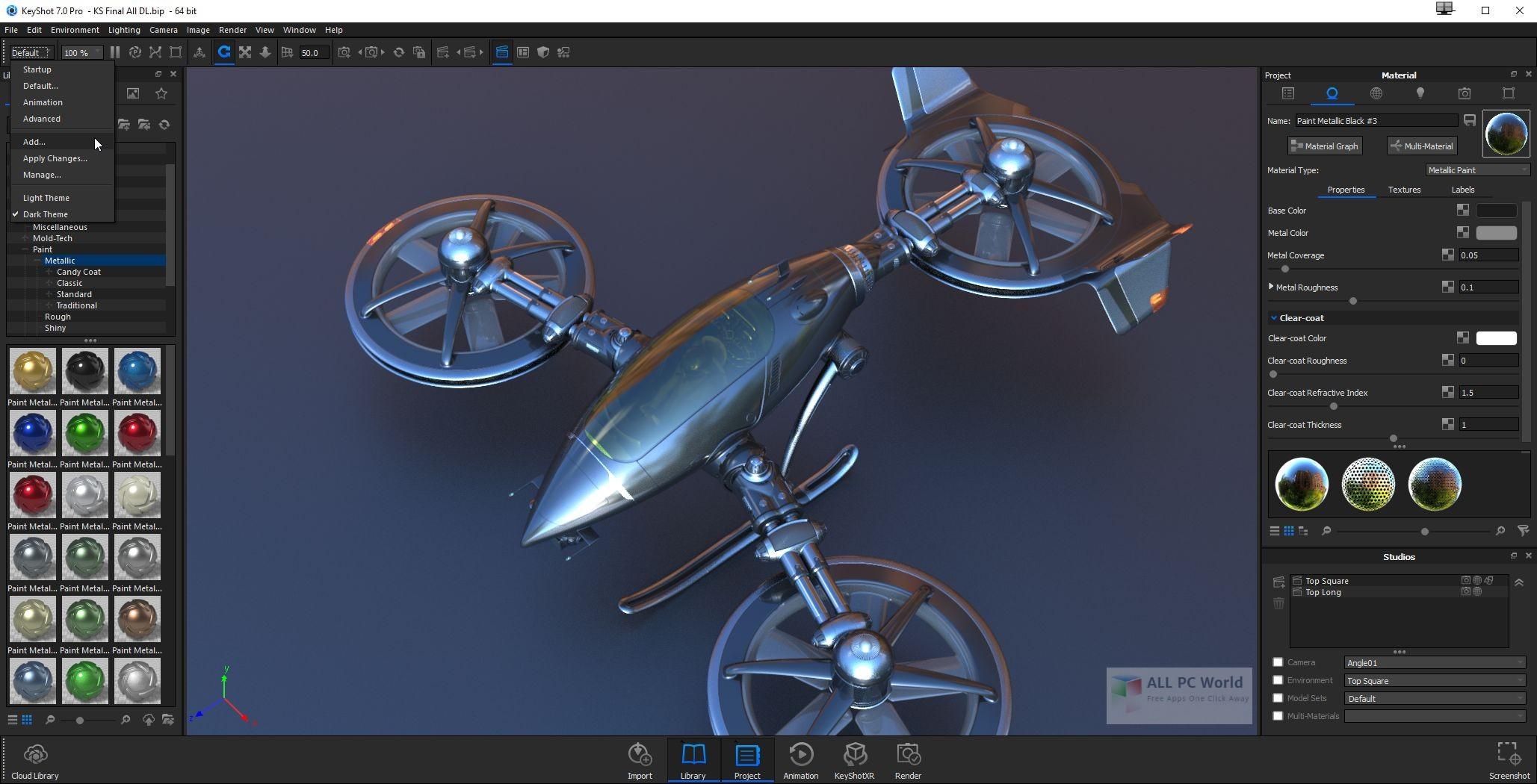 Luxion KeyShot Pro 9.0