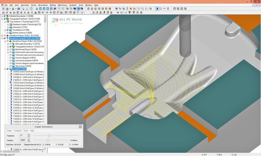 MACHINING STRATEGIST with Designer 2020 Download