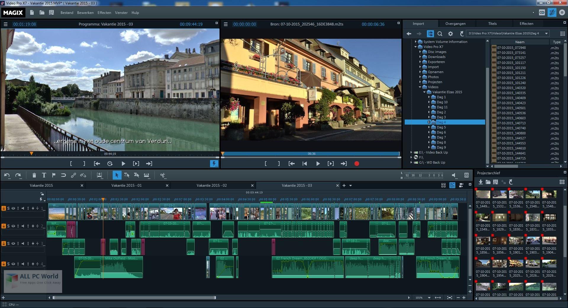 MAGIX Video Pro X 17.0 Download