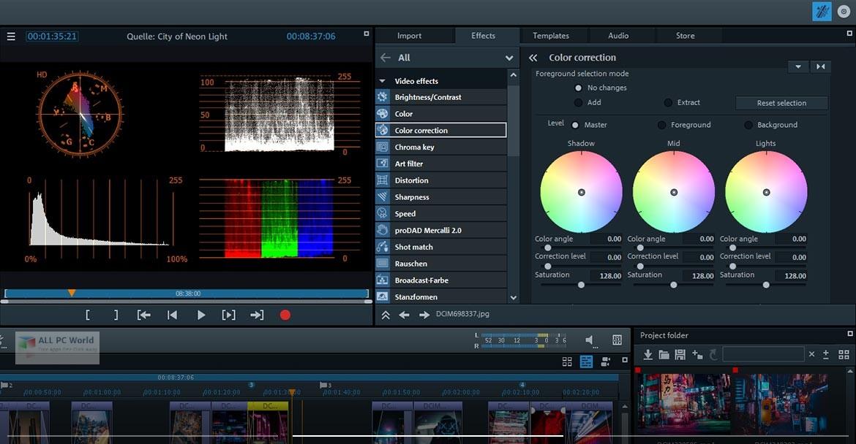 MAGIX Video Pro X 17.0