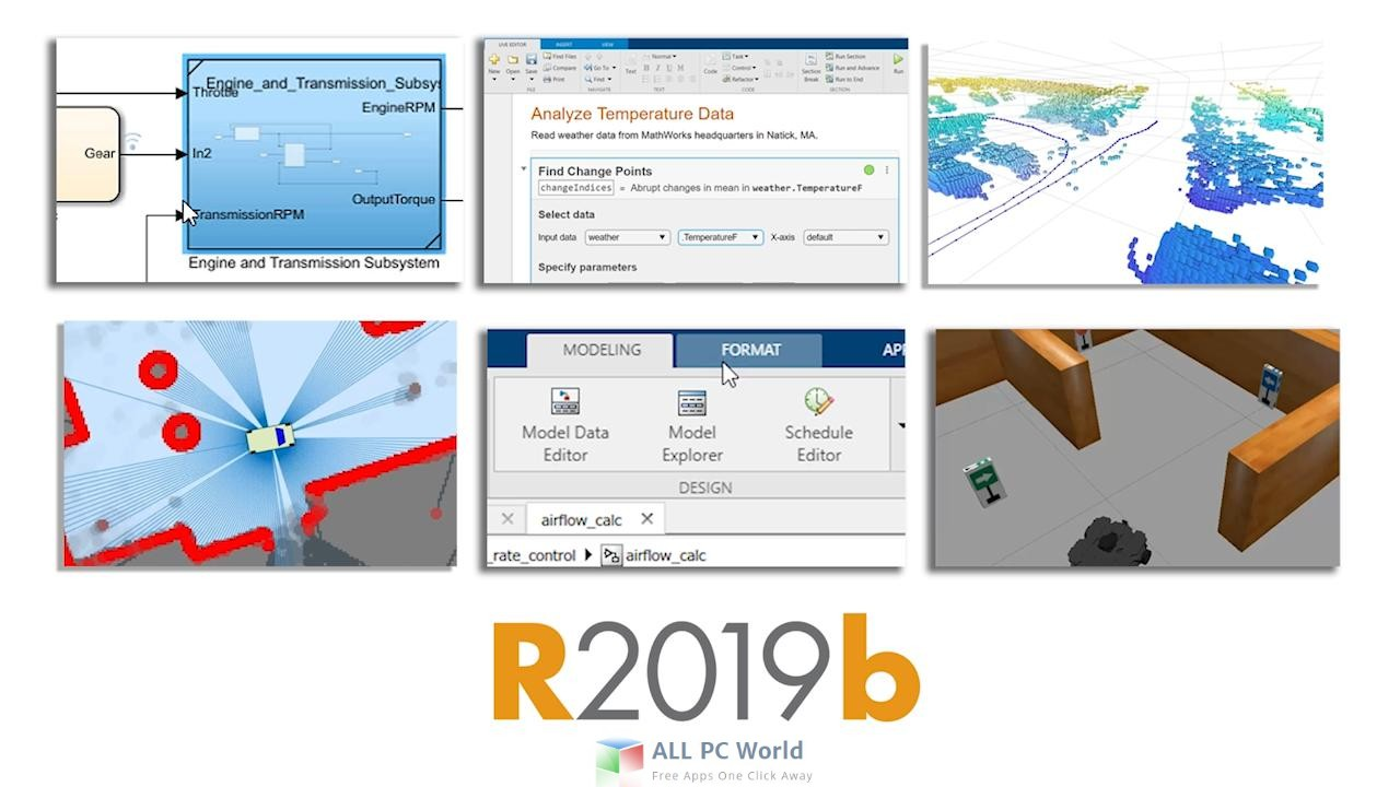 MathWorks MATLAB R2019b Free Download