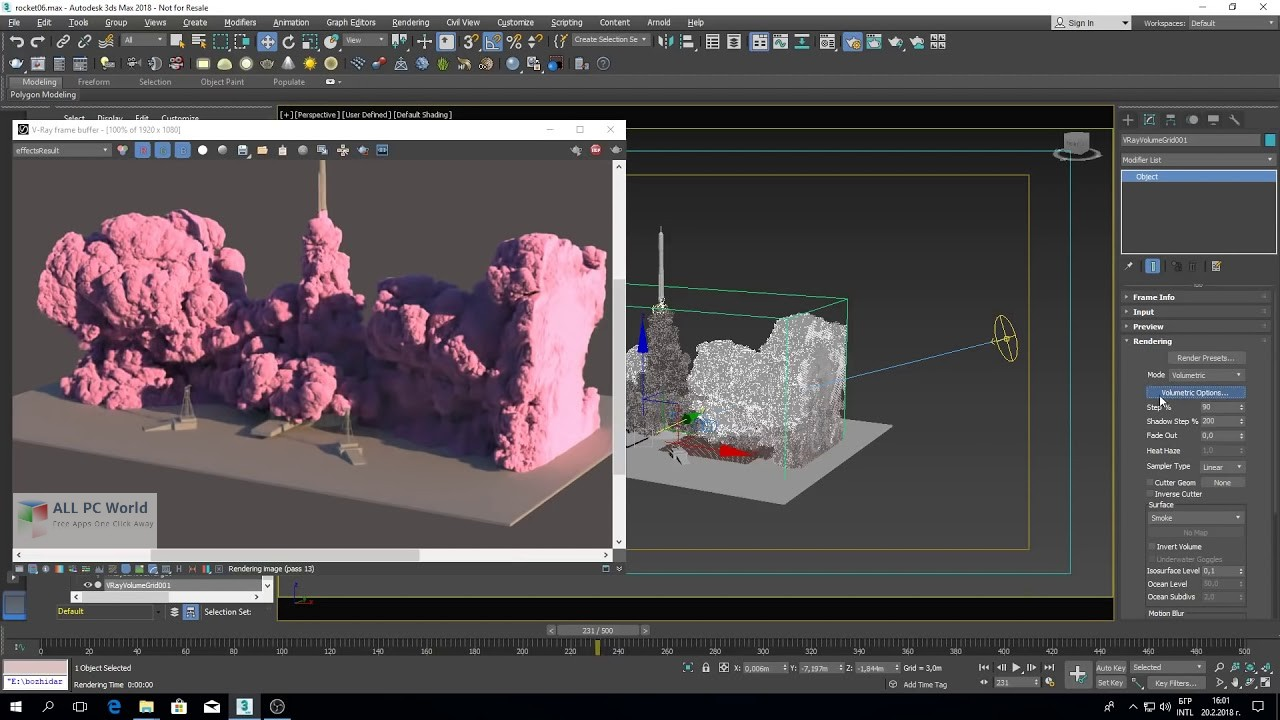 Phoenix FD 4.0 for 3Ds Max