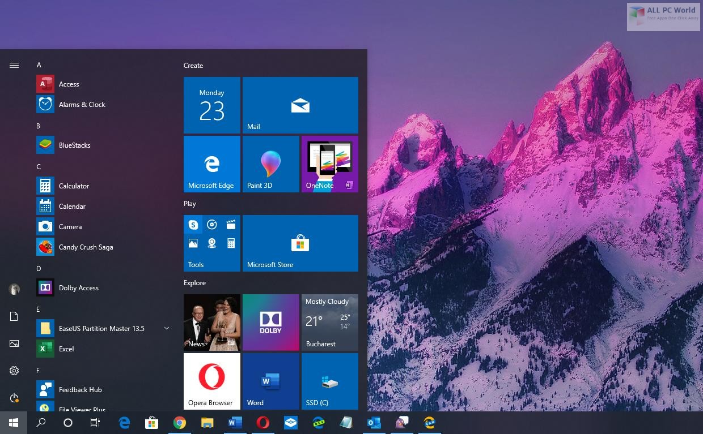 Windows 10 19H2 AIO OEM ESD 2020 DVD ISO