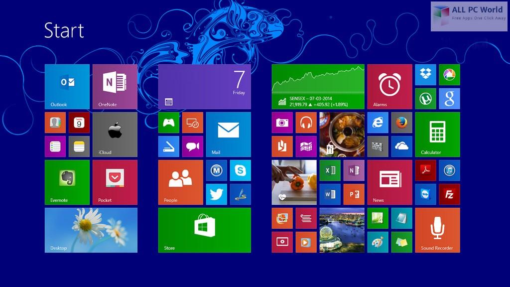 Windows 8.1 AIO 8in1 Nov 2019