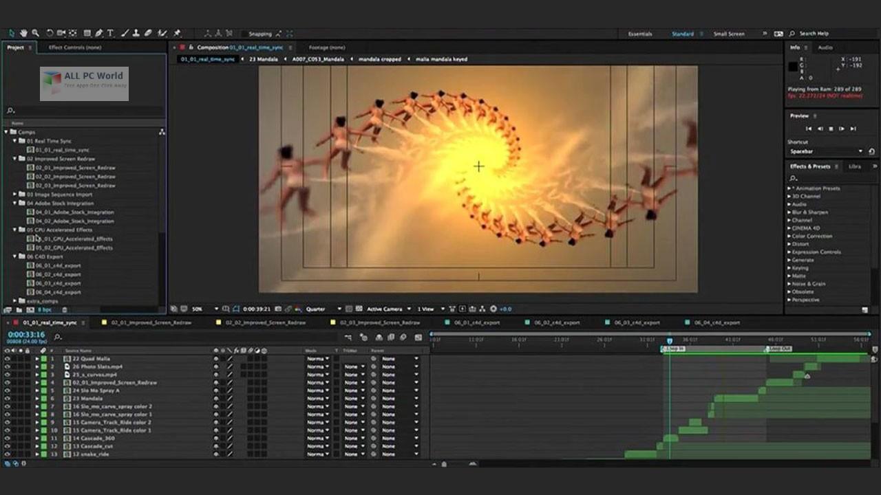 Adobe After Effects CC 2020 v17.0.1 Download