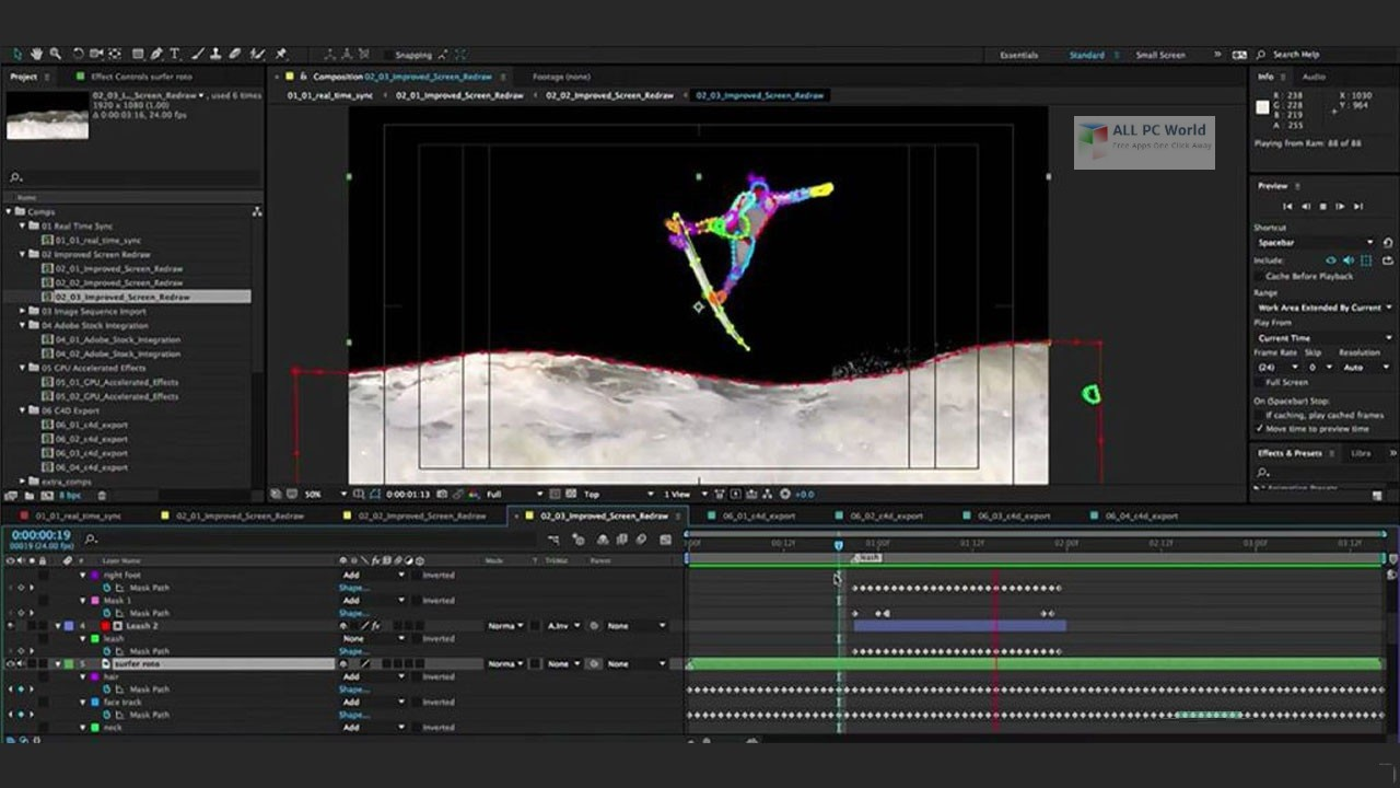 Adobe After Effects CC 2020 v17.0.1 Free Download