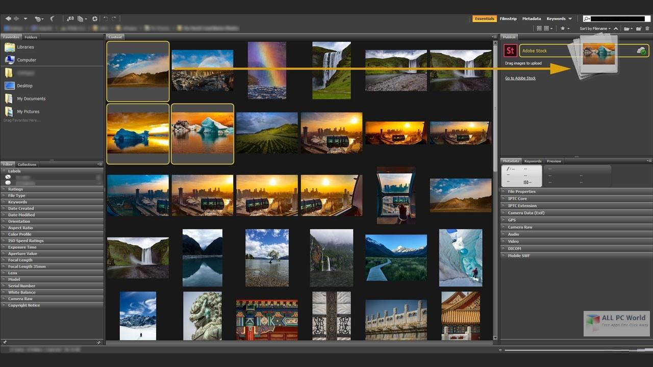 Adobe Bridge CC 2020 v10.0.1 Download
