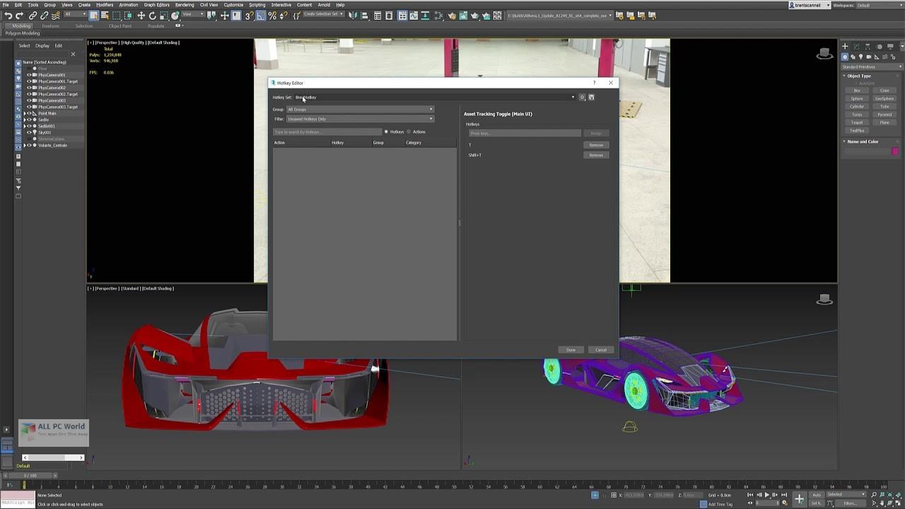 Autodesk 3ds Max 2020.1