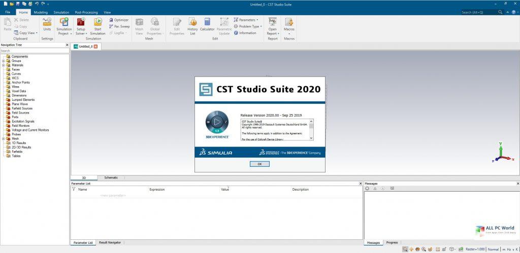 CST STUDIO SUITE 2021 SP1 Free Download
