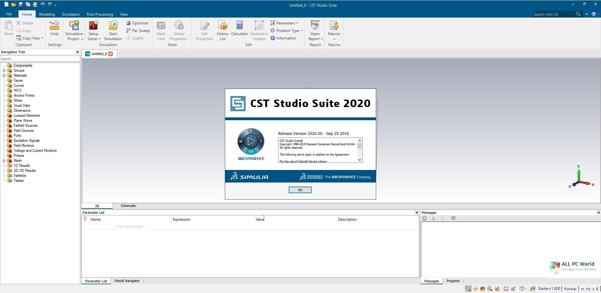 CST STUDIO SUITE 2020 SP1 Free Download