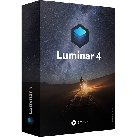 Download Luminar 4.1