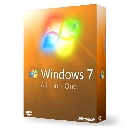 Download Windows 7 SP1 AIO VL December 2019