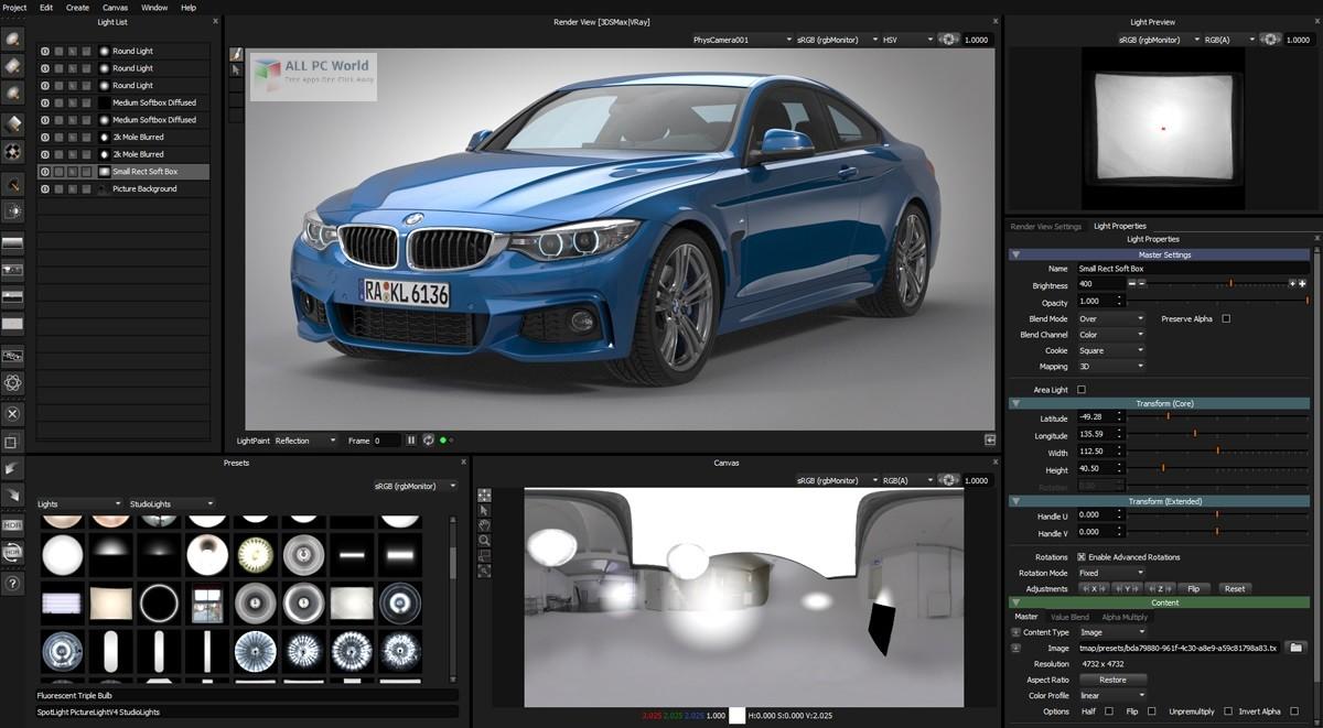 HDR Light Studio 6.3