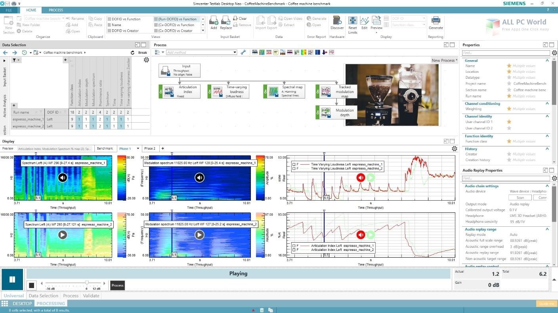 Siemens Simcenter Testlab 2019 Free Download