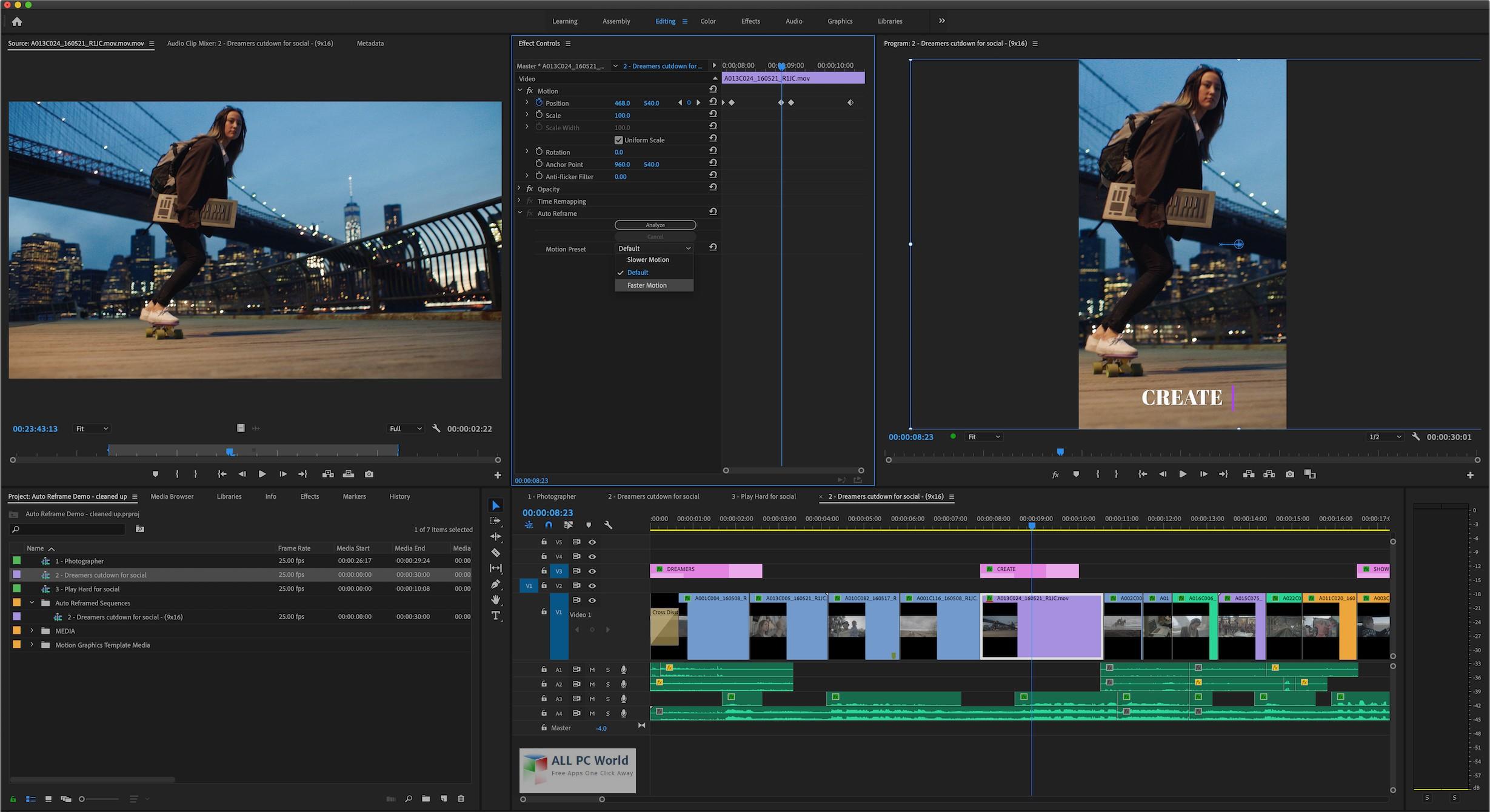 Adobe Media Encoder CC 2020 v14.0.1.70 Download