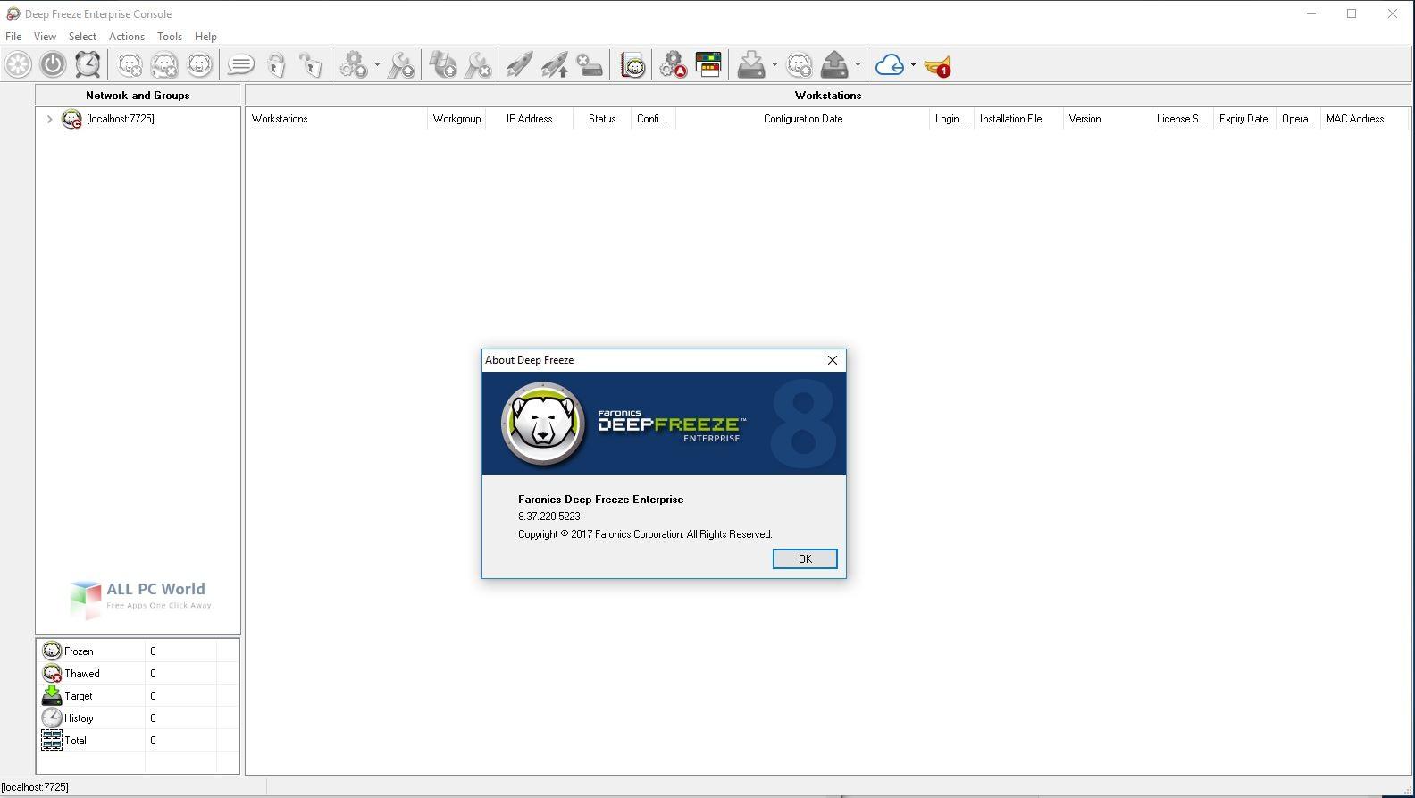 Deep Freeze Enterprise 8.6 Download