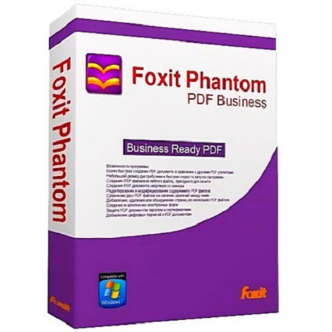 Download Foxit PhantomPDF Business 9.7