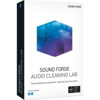 Download MAGIX SOUND FORGE Audio Cleaning Lab