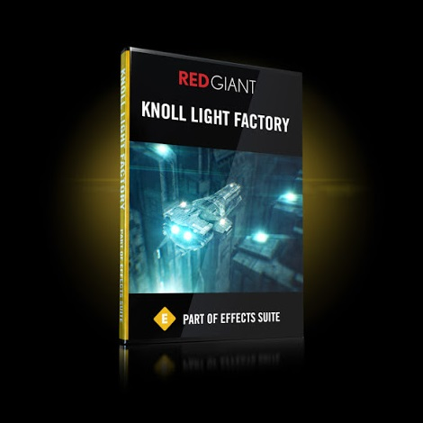 Download Red Giant Knoll Light Factory 3.2 for Adobe Photoshop