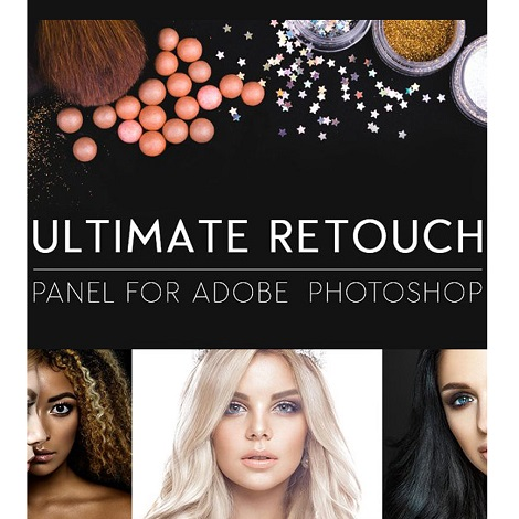 Download Ultimate Retouch Panel 3.8 for Adobe Photoshop