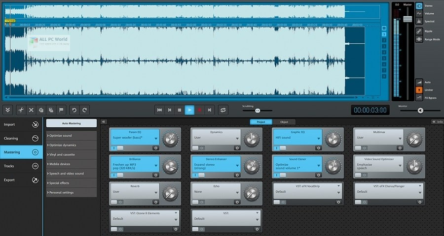 MAGIX Audio Cleaning Lab 24.0 Download