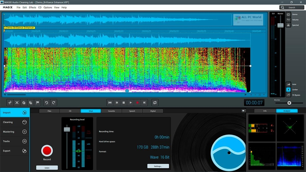 MAGIX Audio Cleaning Lab 24.0 Free Download