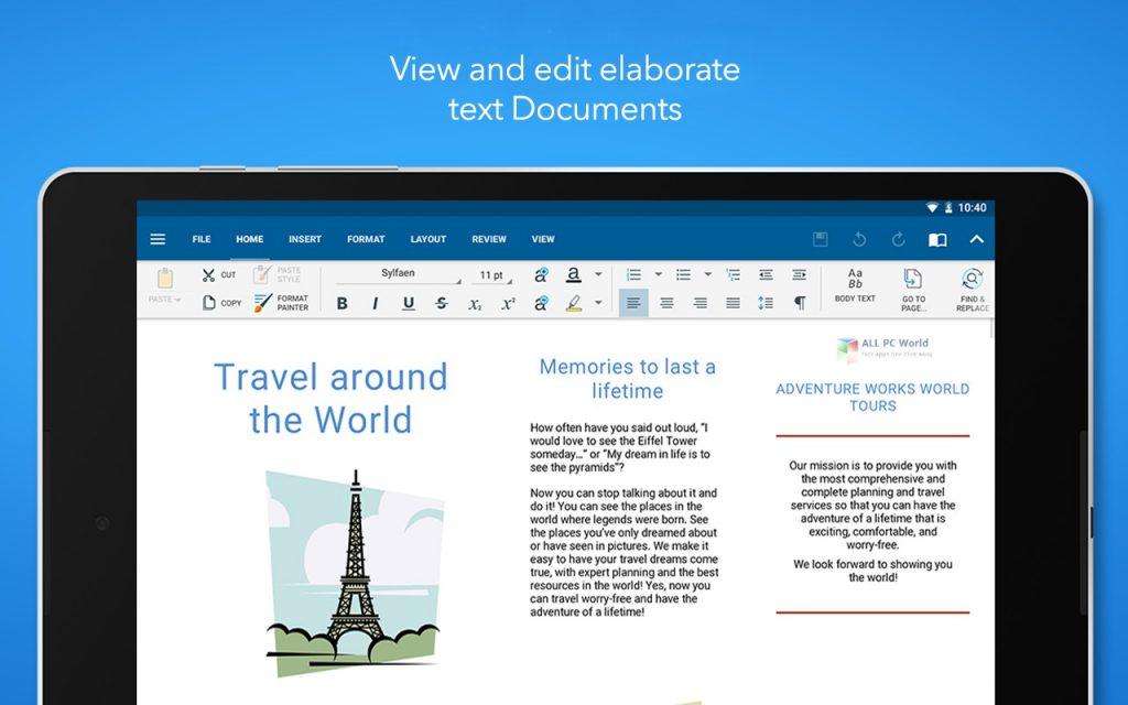 OfficeSuite Premium 5.10