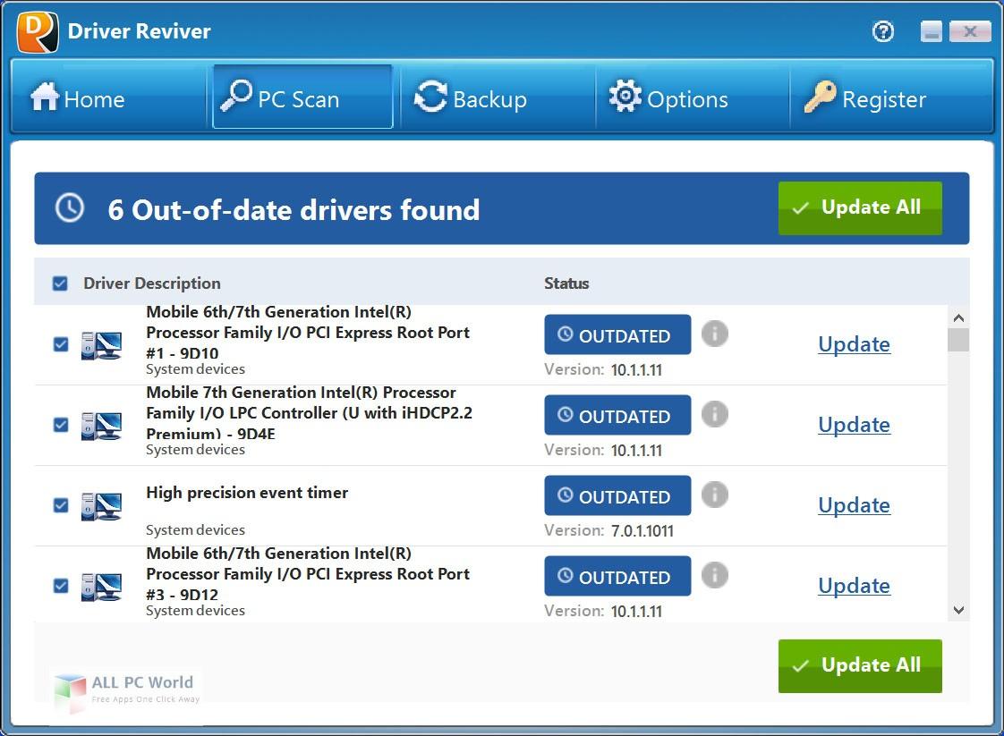 ReviverSoft Driver Reviver 5.32 Download