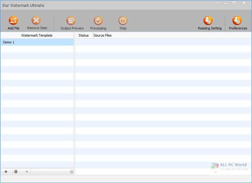 Star PDF Watermark Ultimate 2.0