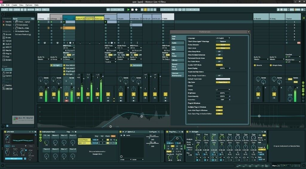 Ableton Live Suite v10.1 Download