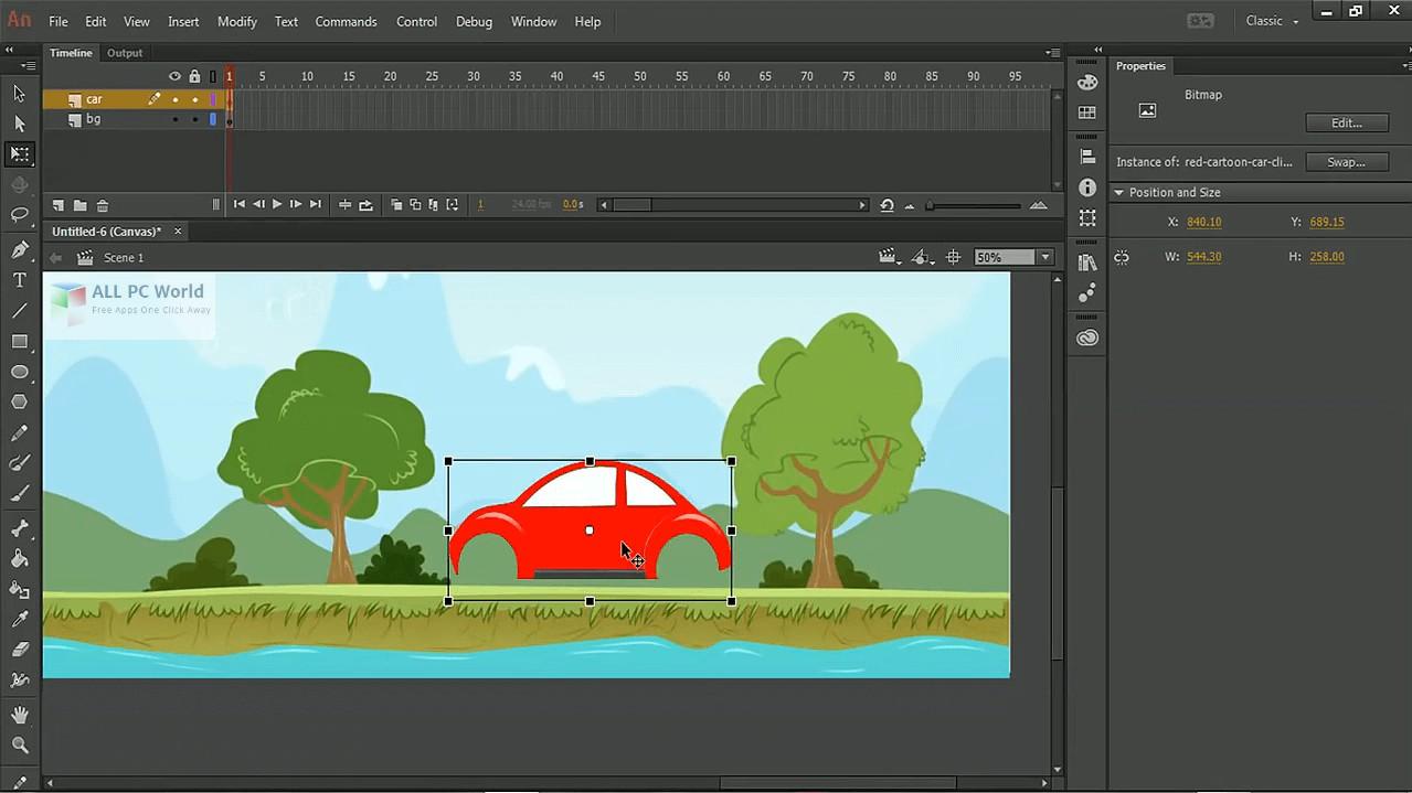 Adobe Animate CC 2020 20.0.2 Download
