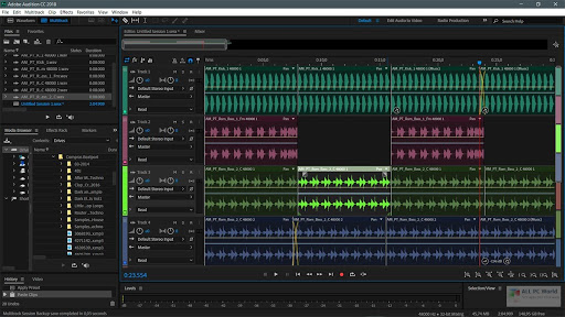 Adobe Audition CC 2020 v13.0.3.60 Download