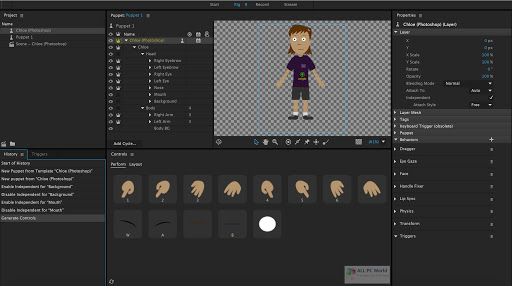 Adobe Character Animator CC 2020 v3.2