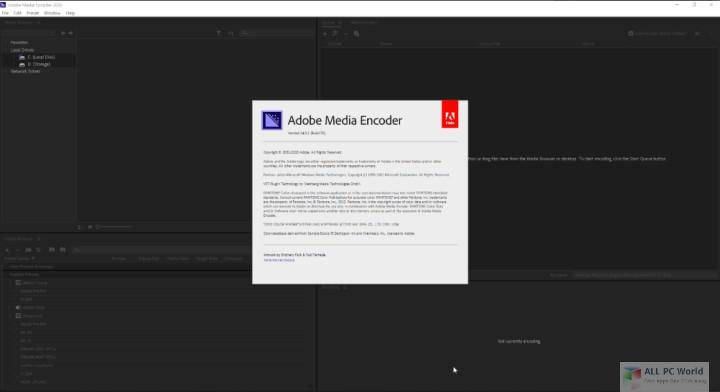 Adobe Media Encoder CC 2020 v14.0.2.69