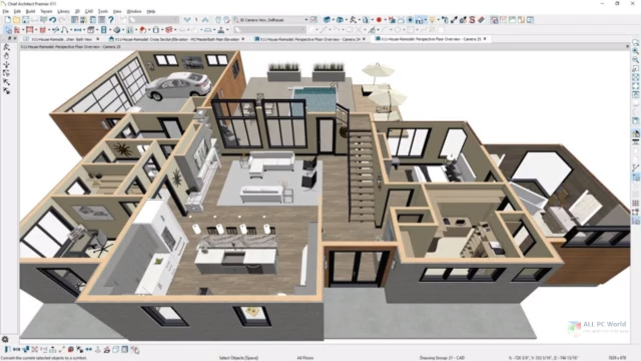 Chief Architect Premier X12 v22.3