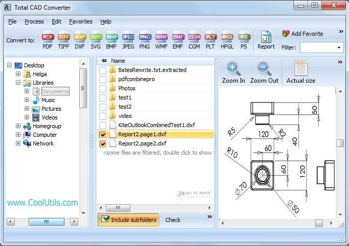 CoolUtils Total CAD Converter 3.1