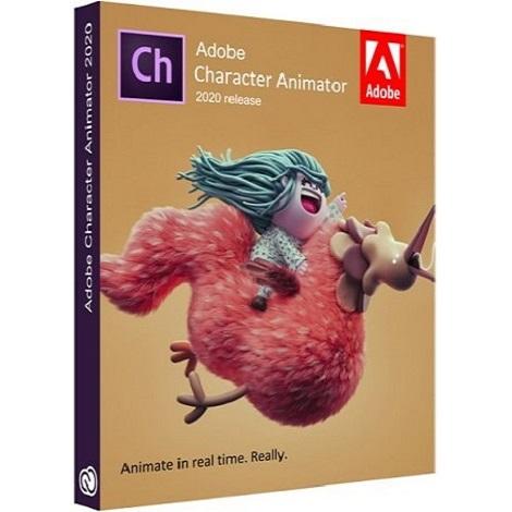 Download Adobe Character Animator CC 2020 v3.2