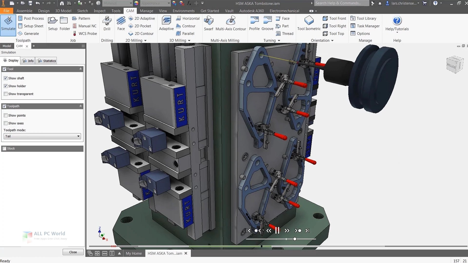 InventorCAM 2020 for Autodesk Inventor x64 Download