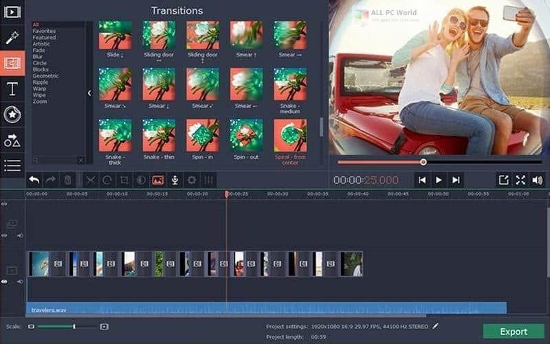 Movavi Video Editor Plus 2020 v20.2 Download