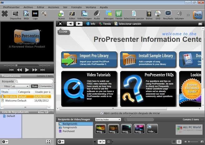 ProPresenter 7.0.2