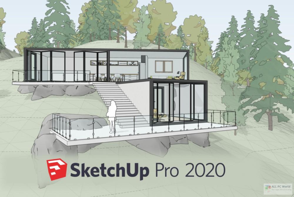 SketchUp Pro 2020 v20.0 Free Download
