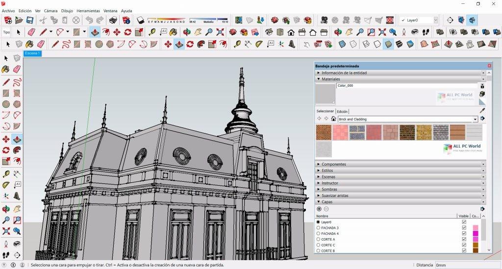 SketchUp Pro 2020 v20.0