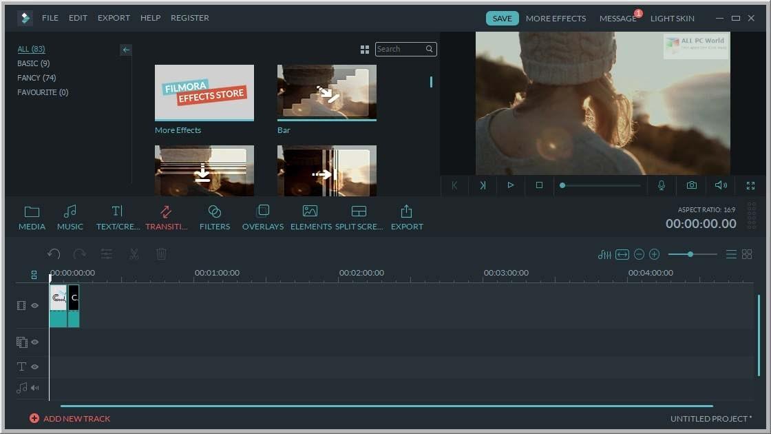Wondershare Filmora 2020 v9.3.6.1 Download