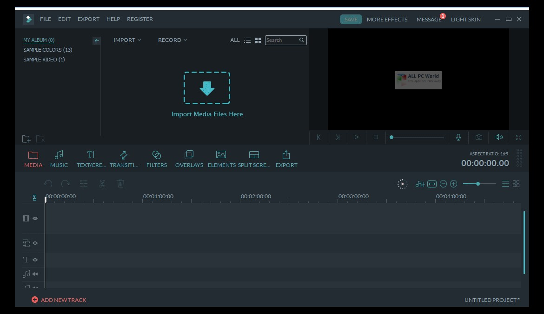 Wondershare Filmora 2020 v9.3.6.1 Free Download