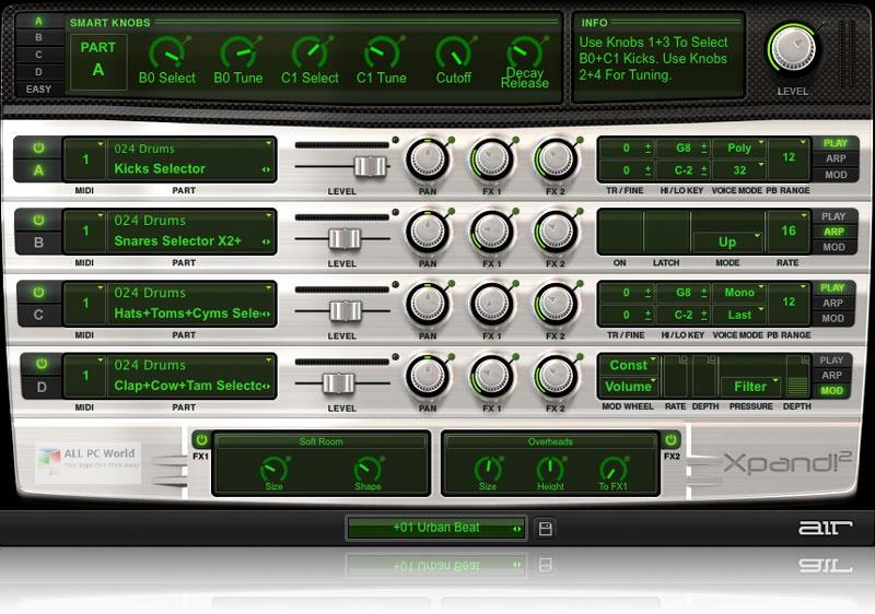 AIR Music Tech Xpand2 Download