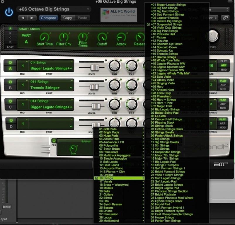 AIR Music Tech Xpand2